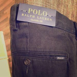 POLO RALPH LAUREN CLASSIC FIT PANTS